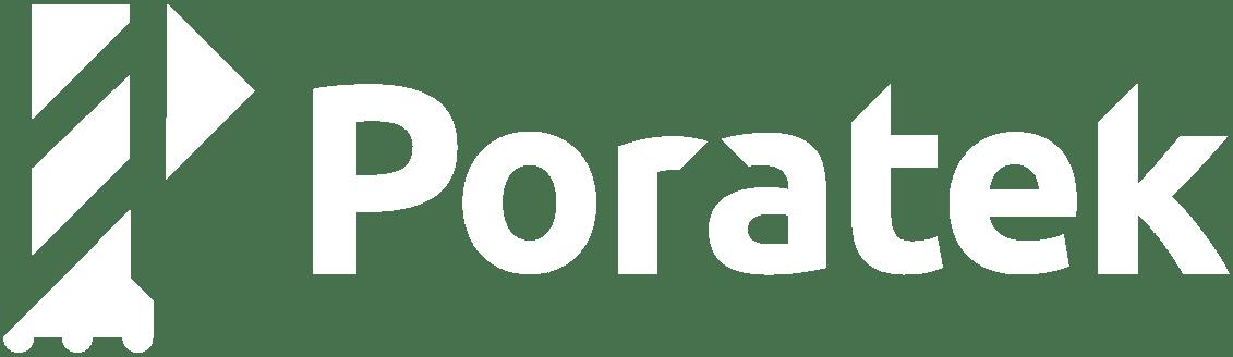 Poratek Logo - Suomen Kaivonporausurakoitsijat ry